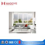 Finestra scorrevole elegante in stile con reti per una casa sontuosa