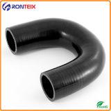 Tubo de silicone de mangueira de cotovelo de silicone de alto rendimento de 180 graus