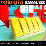 UHFの洗濯のためのプログラム可能な抵抗RFIDの札