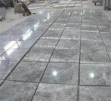 Pedras naturais Polished, telhas de mármore cinzentas de /Silver da águia de prata para a cozinha/Salão