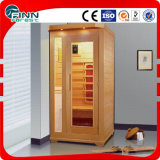 Pièce portative de sauna d'infrarouge lointain de vente chaude