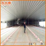 La struttura d'acciaio di Superherdsman ha progettato la Camera di pollicultura