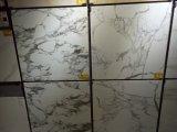 Плитка пола 80 градусов Китая естественная белая мраморный каменная