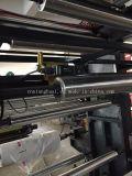 Tipo multi venta flexográfica de la pila de Enconomic de los colores de la impresora