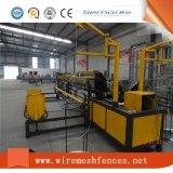 Máquina Automática de Fabricação de Malha de Arame de Diamante com Controle PLC