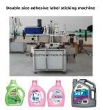 Glasbier-Wäscherei-Reinigungsmittel-Flaschen-selbstklebender Aufkleber-Etikettiermaschine
