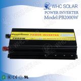 2000W 12V reiner Sinus-Wellen-Energien-Inverter für Sonnensystem