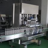 Maquinaria de etiquetado linear de la máquina de rellenar del agua 3 in-1