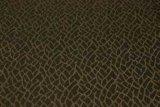 Tessuto cationico della tenda del jacquard del poliestere superiore