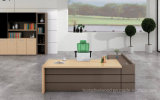 Modern MDF Melamine Wooden Office Table Mobília de escritório de moda (HF-FB2126A)