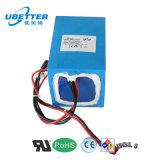 batteria di ione di litio di 18.5V 20ah per il E-Motorino
