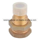 Vávula de bola de bronce para el fabricante del contador del agua
