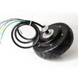 Motor eléctrico de la rueda de bicicleta del eje del patín del motor dual del eje
