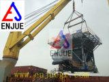 Portkleber-Zufuhrbehälter mit Abgas-Staub-Einheit30 Cbm-Mobile-Zufuhrbehälter