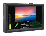 """visualización de 7 """" LCD con la placa de la batería F970"""