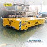 De Auto van het Platform van de Overdracht van het Staal van het Gebruik van de workshop op Sporen