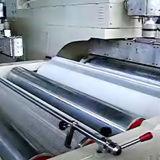Máquina compuesta del rodaje de películas de la burbuja de aire de siete capas
