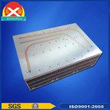 Condotto termico e dissipatore di calore unito per strumentazione antiesplosione