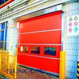 Il PVC industriale automatico di rotolamento digiuna portello
