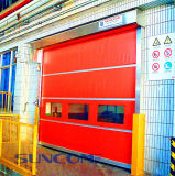 新しいデザイン急速なローラーシャッタードア