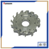 Pièces d'usinage CNC à 5 axes en acier inoxydable / aluminium