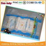 Non-Woven表面の等級a Disposable プライベートラベルの品質Pampering Baby Diaper 中国の製造業者