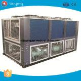 270ton/330HP sistema refrescado aire encajonado del refrigerador de agua del tornillo 900kw