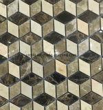 Nuevo mosaico de la piedra del mármol del diseño (VMM3S003)