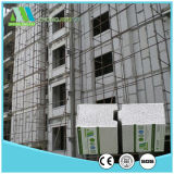 Placa de cimento de fibra de parede leve pré-fabricada
