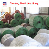 Manufatura da máquina de confeção de malhas do saco do engranzamento única