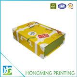 Luxuxzoll gedruckter faltbarer Farben-Geschenk-Kasten
