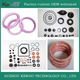 Оптовое уплотнение колцеобразного уплотнения силиконовой резины высокого качества