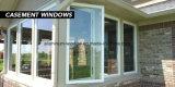 反映されたガラスかアルミニウムWindows (NH50)のアルミニウム開き窓のWindows
