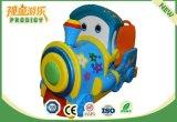 Durable Coin Operated Parque de Atracciones Kids Ride Swing Game Machine
