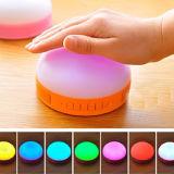 El altavoz sin hilos impermeable de Bluetooth para el teléfono móvil con la mano libera