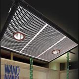 ISO9001, SGS, erweitertes Metalldecken-Aluminiumineinander greifen-Panel mit Qualität