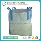 Packigのバルク商品のための上の大きいFIBCバルク袋を開きなさい