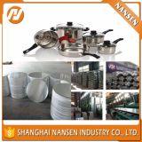 アルミニウム1050の3003の調理器具H14の価格のアルミニウム円のスラグ