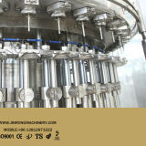 Maquinaria de relleno de relleno automática llena 3in1 del agua que capsula que se lava carbónica