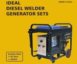 270A Water-Cooled Diesel Welder Générateur