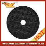 T41-105X1X16mm 4 인치 각 분쇄기 En12413 수지 금속을%s 거친 절단 디스크