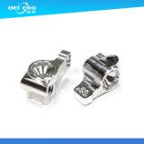 Kundenspezifische Farbe, die CNC-Aluminiumteile, nichtstandardisierte Schrauben-Mutter anodisiert