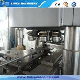 Máquina de rellenar de relleno automática del pequeño jugo de la botella que capsula