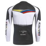O pedido pequeno do OEM de Jersey /Cycling Jersey da bicicleta da forma aceita