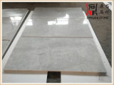 Mattonelle di marmo bianche dell'Asher di pietra naturale per le mattonelle della parete e della pavimentazione