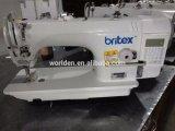 Máquina de coser industrial del solo de la aguja del mecanismo impulsor directo de Wd-8900d bloqueo plano del punto de cadeneta para los pantalones vaqueros con precio competitivo