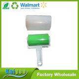 Rouleau collant de charpie de nettoyeur lavable de rouleau avec le traitement extensible