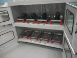 Чистка Сопротивление изоляции Тестирование машины (ДОЗИРОВОЧНЫЙ 8 шт) (GW-022F)
