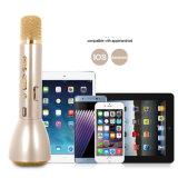 De Draadloze Microfoon van uitstekende kwaliteit van de Karaoke van Bluetooth USB Digitale (ss-K088)