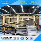Máquina del bloque de la planta AAC del proceso de producción del bloque de AAC AAC